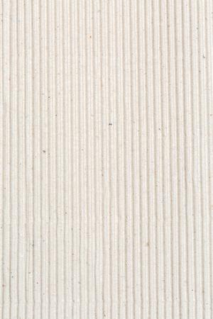 Gegolfd doos papier textuur voor ontwerp achtergrond
