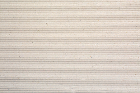 ribbed: Corrugated cardboard texture for Poster gift background Stock Photo