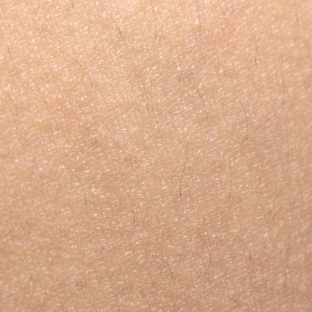 Die menschliche Haut Textur Close Up