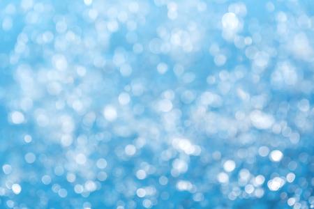 Blue bokeh background Zdjęcie Seryjne