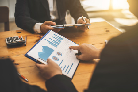 Businessman reliable meeting partner sales successful lawyer deal consulting appointment people agreement trusted auditor, teamwork and working together concept.