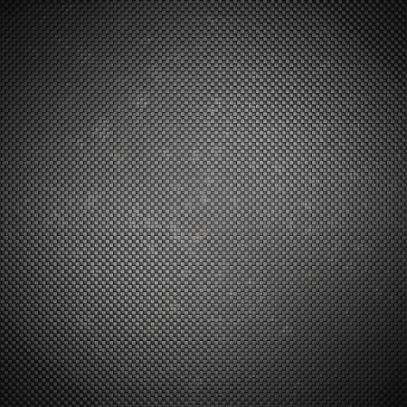 Texture of metalic blocks on dark background