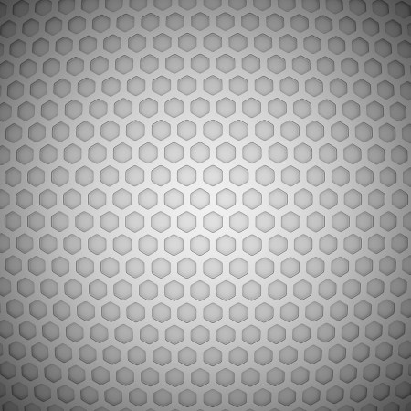 Texture imitated golf ball texture with hexagons Stock Photo