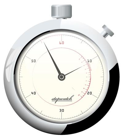 stopwatch vector Stock Vector - 16243827