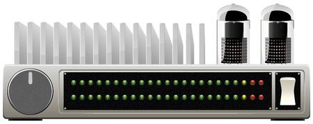 amp: tube amp  Illustration