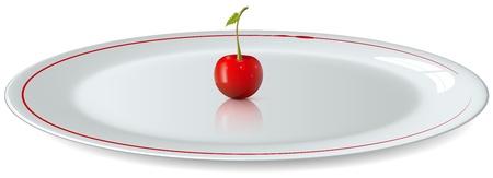 cherry  Stock Vector - 18169064