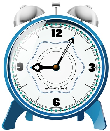 alarm clock vector Stock Vector - 18181899