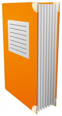folder Stock Vector - 18271453