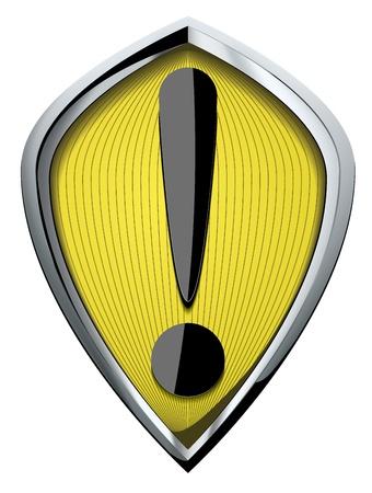 shield vector Illustration
