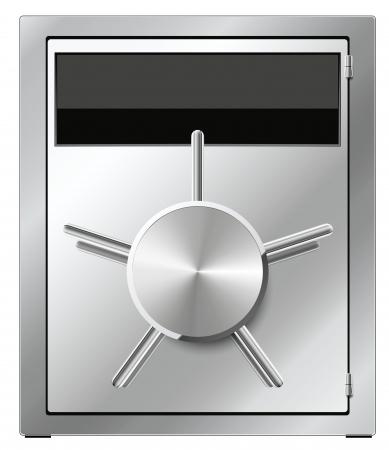 safe vector Stock Vector - 18336799