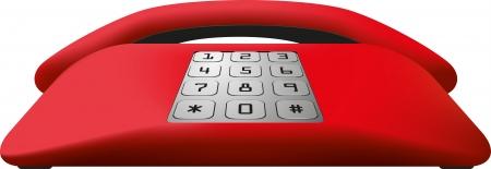 phone vector Stock Vector - 18336847
