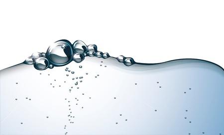 wave of water Stock Vector - 18512625