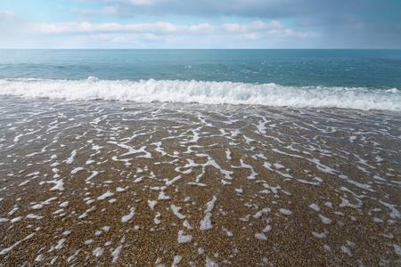 hot summer day photo Crimea