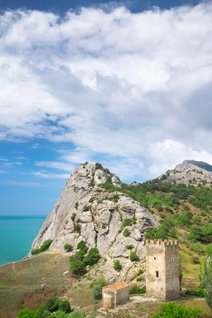bright summer photo tour of Crimea