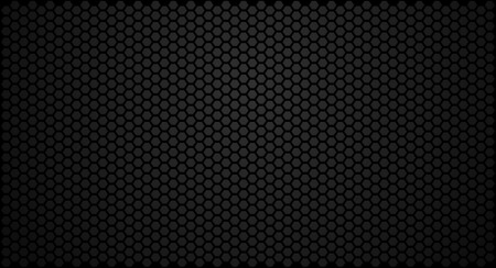 honeycomb lattice of abstract backgrounds vector illustration isolated eps 10  honeycomb grille