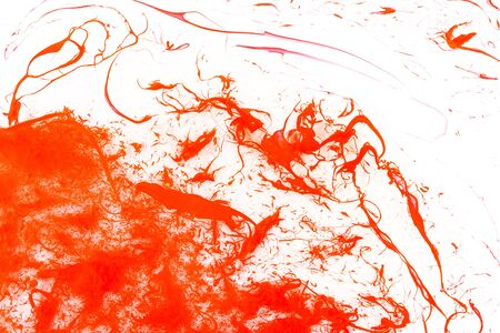 patterns of paint on the water  background photo beautiful patterns Banco de Imagens