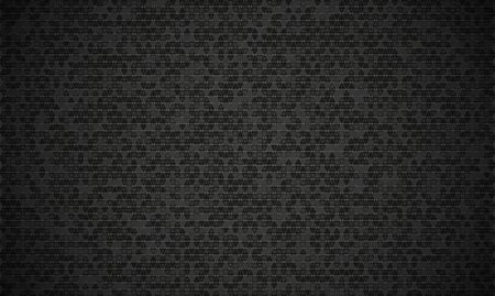 the abstract form of the grid  background illustration