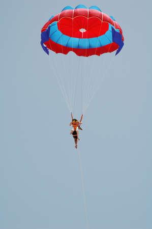 nautisme parachutes