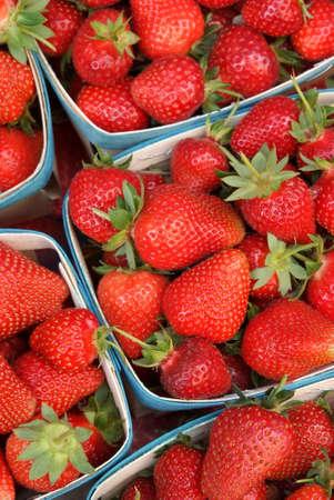 vaucluse: feast of the strawberry - Velleron Vaucluse