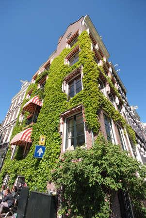 facade Amsterdam building Stock Photo - 11769143