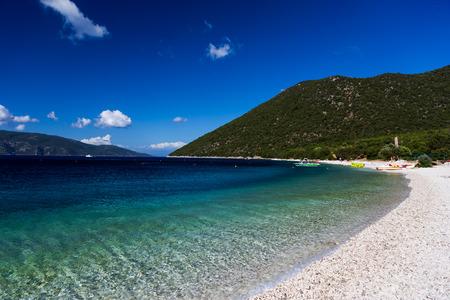 cefallonia: Antisamos Beach Kefalonia