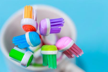 tandenborstel Stockfoto