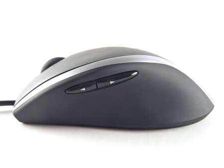 Computer mouse macro photo