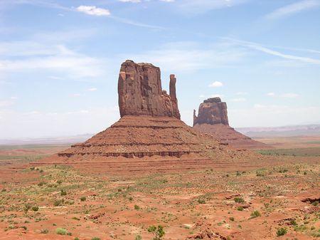 Monument Valley, Arizona Stock fotó