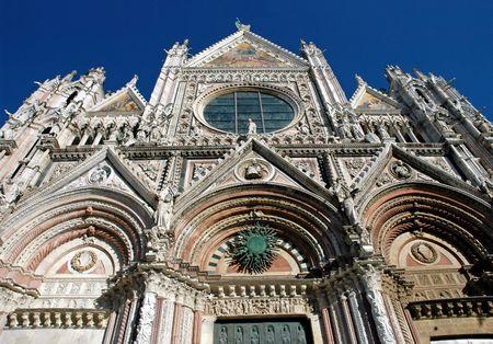 The Dumo, Siena, Italy