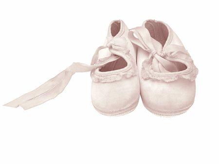 Zapatos De Beb� Foto de archivo - 274313