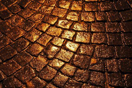 cobble: Cobble pietre bagnate