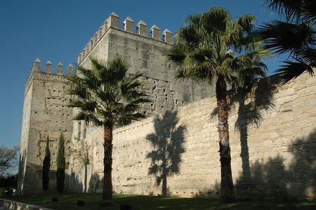 Alcazar, Jerez, Spain