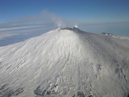 Aerial View  - Mt. Etna