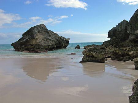 bermuda: HorseShoe Bay Beach, Bermuda