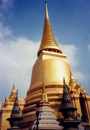 Royal Palace, Bangkok, Thailand Stock Photo