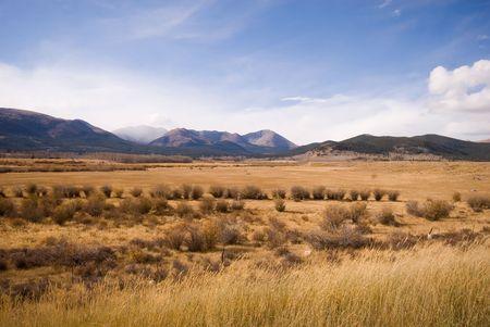 範囲の土地、コロラド州デンバーの真西ワイド オープンします。