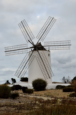 An old mill renovated and currently active Stock Photo - 18117862