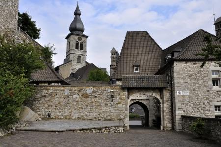 Museum admission Heimat-und Burg Handwerks in Stolberg Editorial