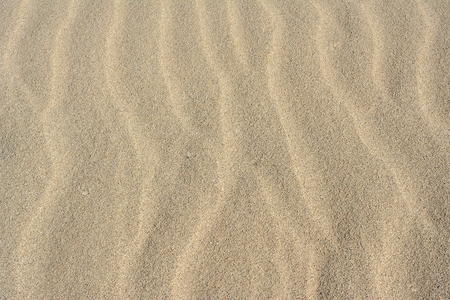 Fund sandy beach of beige color, with designs
