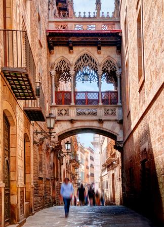 Barcelona  Barri Gotic photo