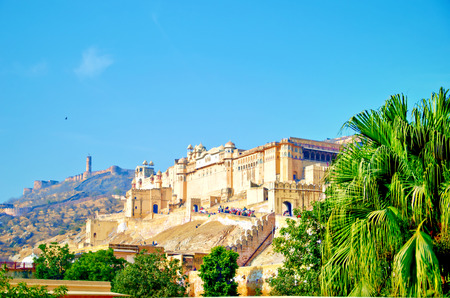 Amber, Amer Fort, Rajasthan, India