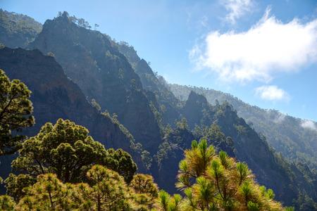La Palma: Caldera de Taburiente National Park