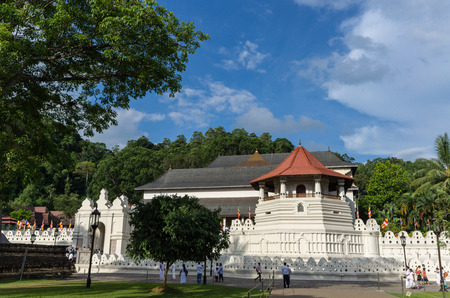 relic: Temple of the Sacred Tooth Relic, Kandy, Sri Lanka