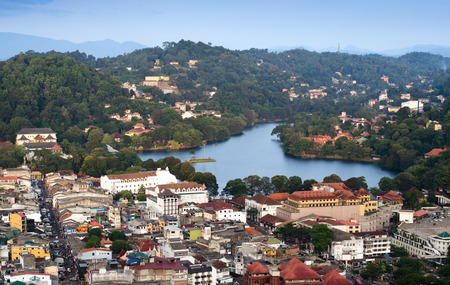 World Heritage kandy city, Sri lanka Imagens