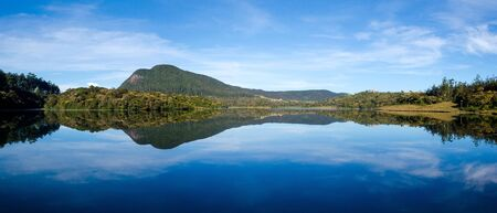 Kande ela is a forest reserve in Nuwara Eliya district, Sri Lanka with much bio diversity, also the Reservoir offers canoe rides and mesmerizing views of the area.