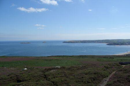 Abersoch Bay on the Llyn Peninsula photo