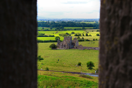 county tipperary: The Rock of Cashel in County Tipperary in the Republic of Ireland.