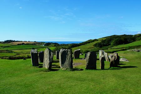 co cork: Drombeg Stone Circle, County Cork, Ireland