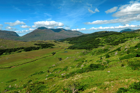 Beautiful nature and landscapes of Ireland