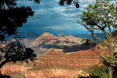 Grand Canyon National Park, Arizona, USA Stock Photo